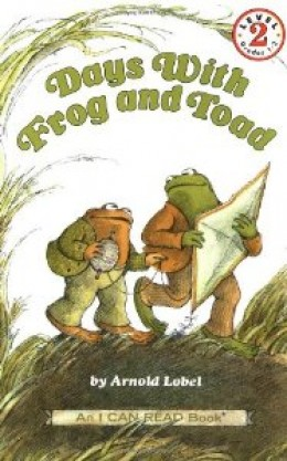 You can't go wrong with one of the Frog and Toad books. They are funny and their friendship is heartwarming.