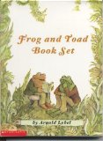 Frog and Toad Book Set: Frog and Toad Are Friends; Frog and Toad Together; Days with Frog and Toad; Frog and Toad All Year