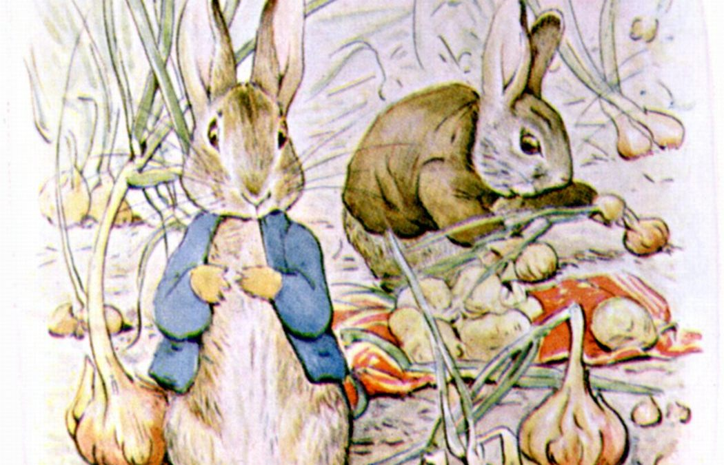Peter Rabbit And Friends, Beloved Beatrix Potter Characters