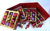 Godiva, Gourmet Chocolate, Unique Multi Tier, Four Level Gift Box Filled with 36 Premium Assorted Godiva Truffles
