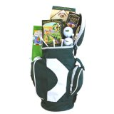 California Delicious Golf Gourmet Gift Basket