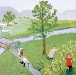 Grandma Moses Picture