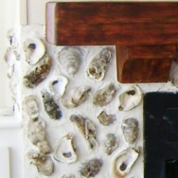 shells for a coastal look