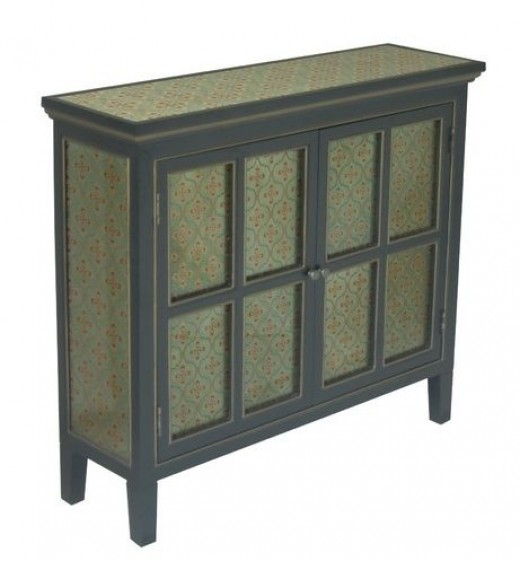 Carolina Accents Moroccan Chest