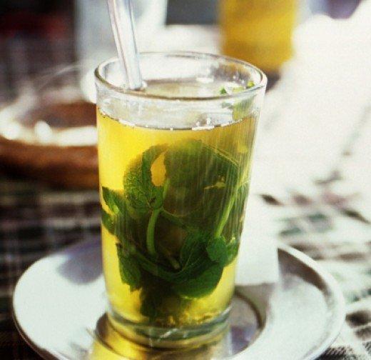 mint refreshment