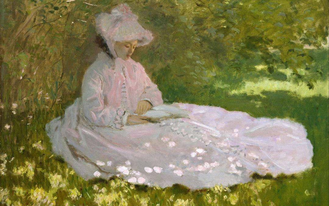 A Monet Moment