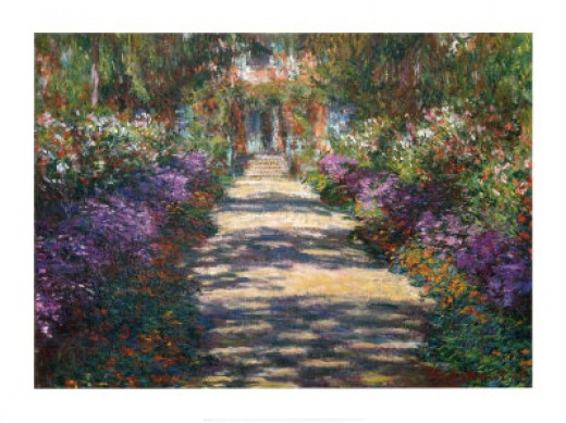 Garden at Giverny