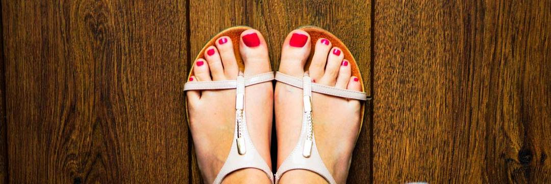 Pamper Your Hands and Feet With A Home Pedicure