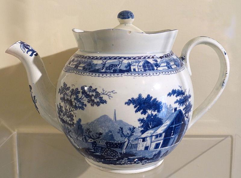 Artful Garden Teapots