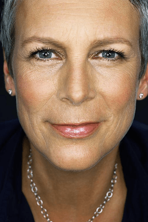 Face of Jamie Lee Curtis