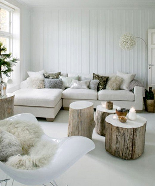 Cozy Winter Décor From Scandinavia
