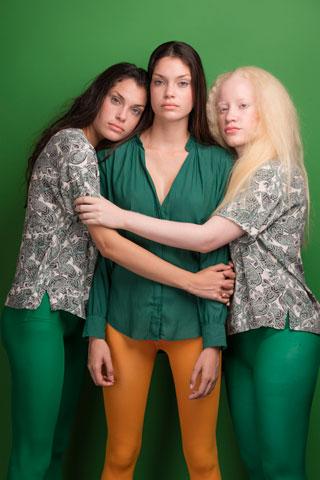 Retratos profesionales para actores, modelos y bailarines