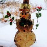 Satisfied Customer - Snowman