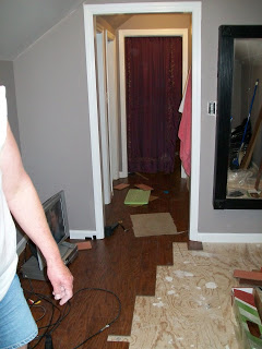 tips for laying laminate flooring