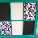 Repurposed Window (memo center)
