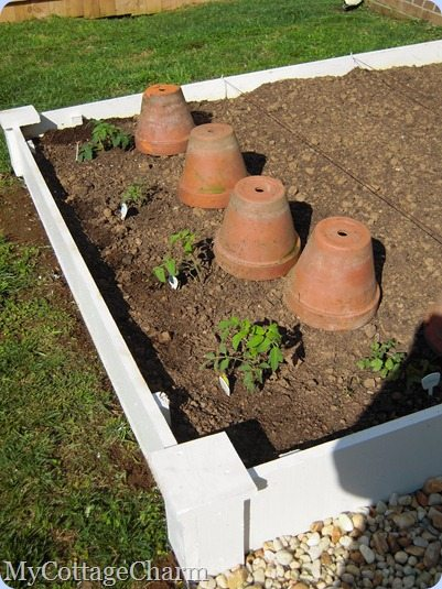 Guest Post Raised Planter Beds By My Cottage Charm My Repurposed Life