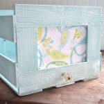 Guest Post DIY Storage Crate by Meridian Road
