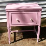 Sewing Cabinet featuring Annie Sloan Chalk Paint