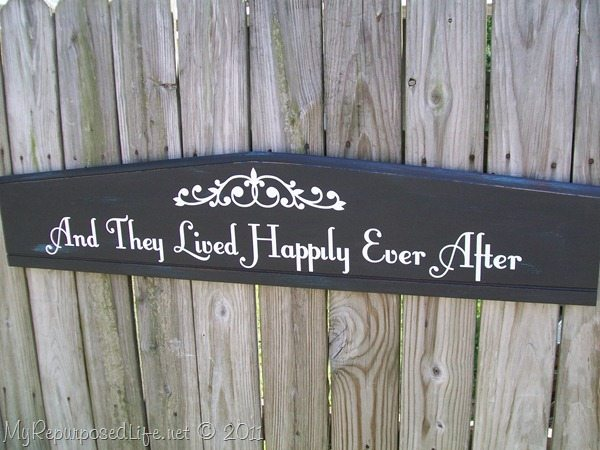 And They Lived Happily Ever After  My Repurposed Life