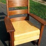 Reupholster Rocking Chair