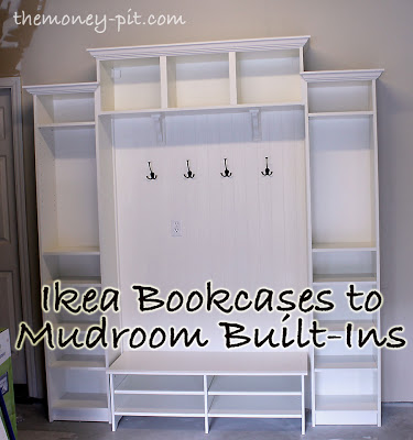 Ikea Made Into Built-ins