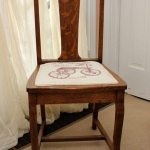 Guest Post—Frou FruGal Upholstered Chair