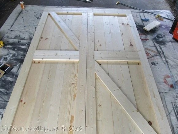 Build Your Own Interior Barn Door