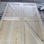 How to build: DIY Barn Doors