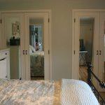 DIY Closet Doors Makeover