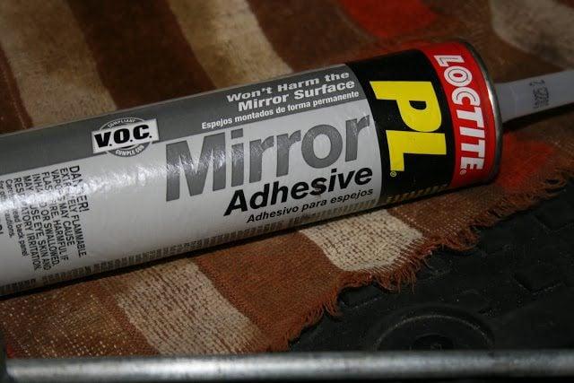 mirror-adhesive