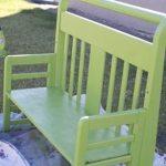 toddler bed bench