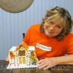 Home Depot Gingerbread House 2012