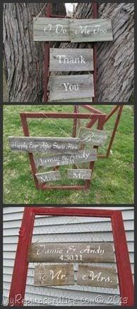 My Repurposed Life Craft Fair Displays