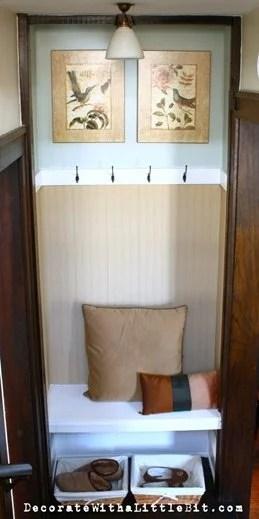 closet nook