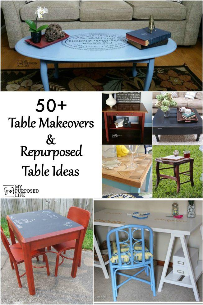 Super Repurposed Table Ideas My Repurposed Life Rescue Re Uwap Interior Chair Design Uwaporg