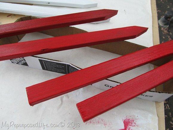 DecoArt Geranium Red Patio Paint