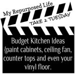 Take 2 Tuesday {Budget Kitchen Edition}