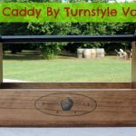Wooden Caddy Box