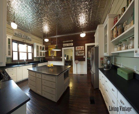 Living Vintage kitchen reveal