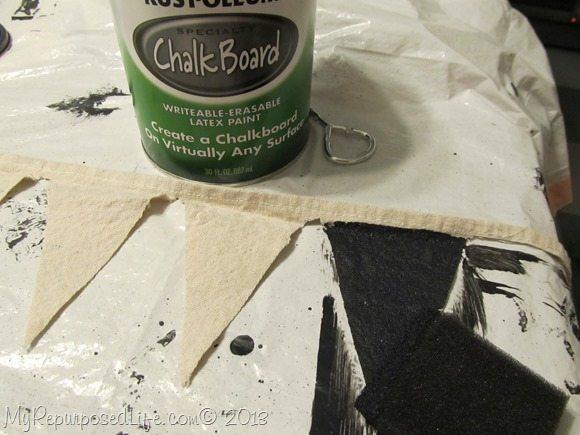 brush on chalkboard paint