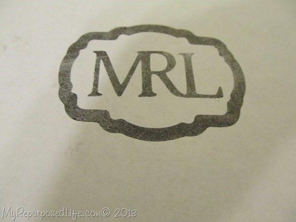 logo framed