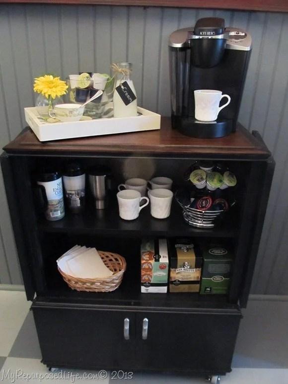 Portable Coffee Bar