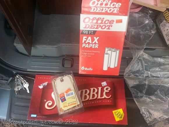 scrabble plus office supplies