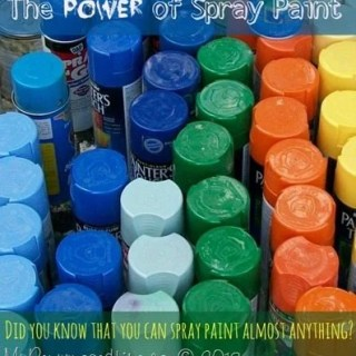 The Power of Spray Paint