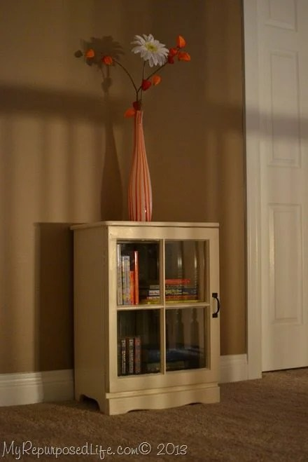 repurposed furniture projects using old windows