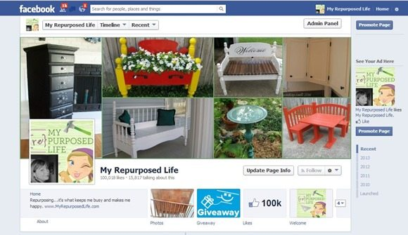 how to gain facebook followers