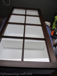 Window Cabinet - My Repurposed Life