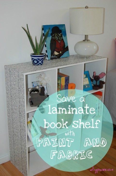 paint-mod-podge-laminate-shelf