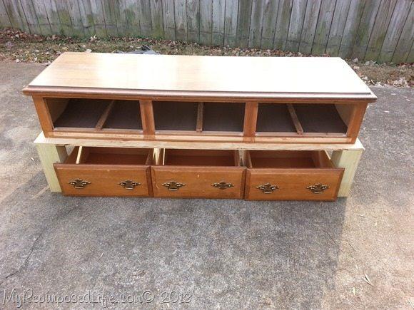 repurposed-dresser-table-storage
