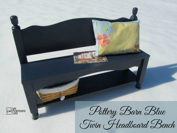 MyRepurposedLife-pottery-barn-blue-twin-headboard-bench